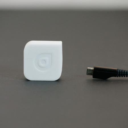 iBeacon micro USB 5V. Ce beacon autonome et de petite taille est l'outil idéal pour vos pilotes et Proof of Concept.